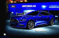2014.5 Mustang: Ford Will Release Limited Anniversary Edition - 2014.5 Mustang