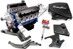 Mustang 351W Engine Swap Guide - Fox Body Mustang 351 Swap Parts