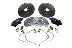 Mustang Brembo Brake Kit Install (M-2300-S Ford Racing) - Ford Racing M2300S Brembo Brake Kit Install