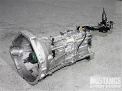 End gear mustang ratio rear t5 tranny